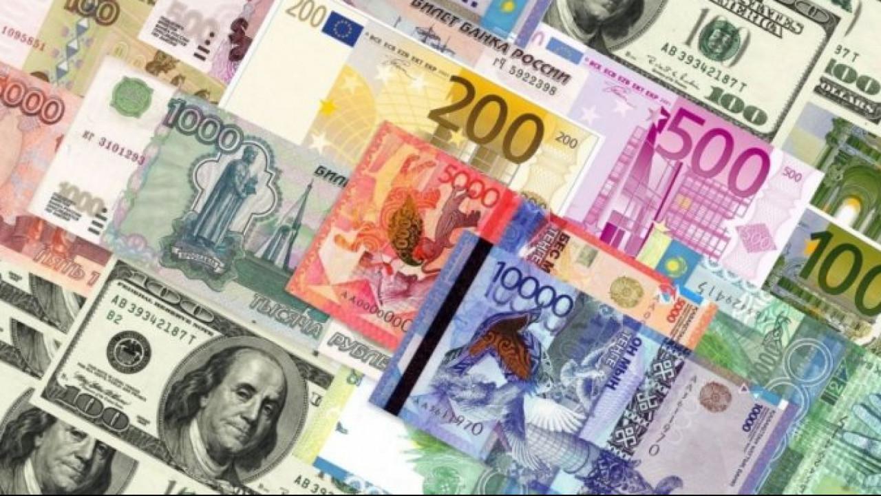 Курсы валют: доллар снова дешевеет, а рубль дорожает