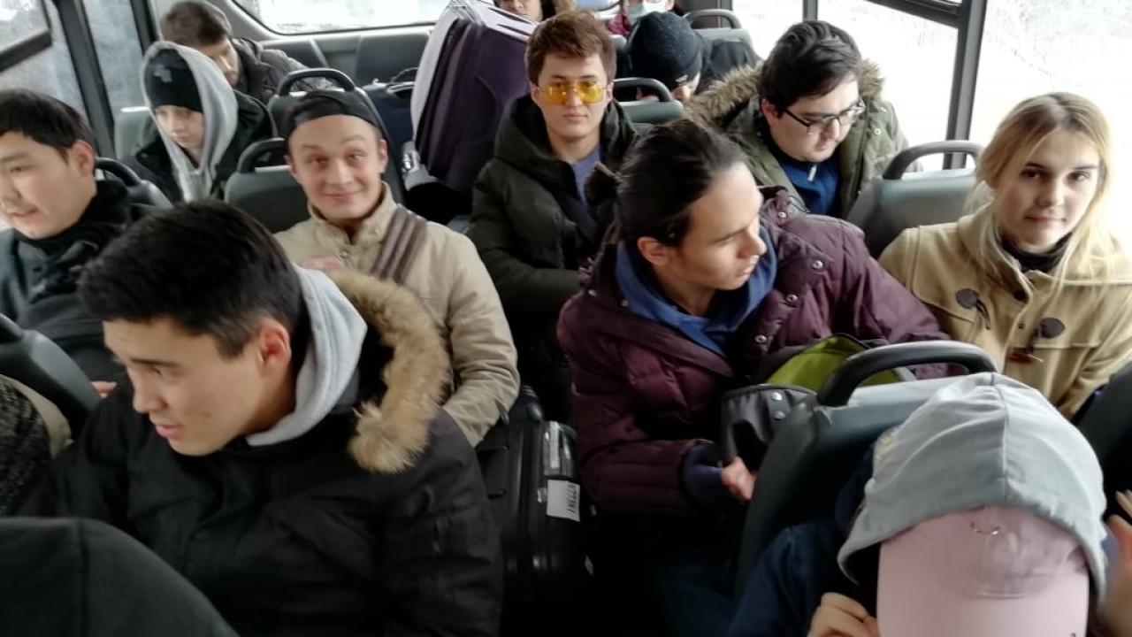 Эвакуированных из Китая алматинцев отпустили после карантина