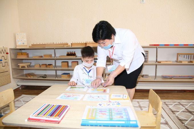 Сапарбаев поздравил воспитанников детского дома с днем защиты детей 4