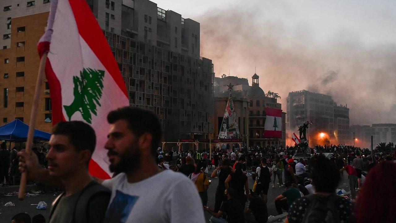 Число пострадавших во время протестов в Бейруте превысило 700 человек