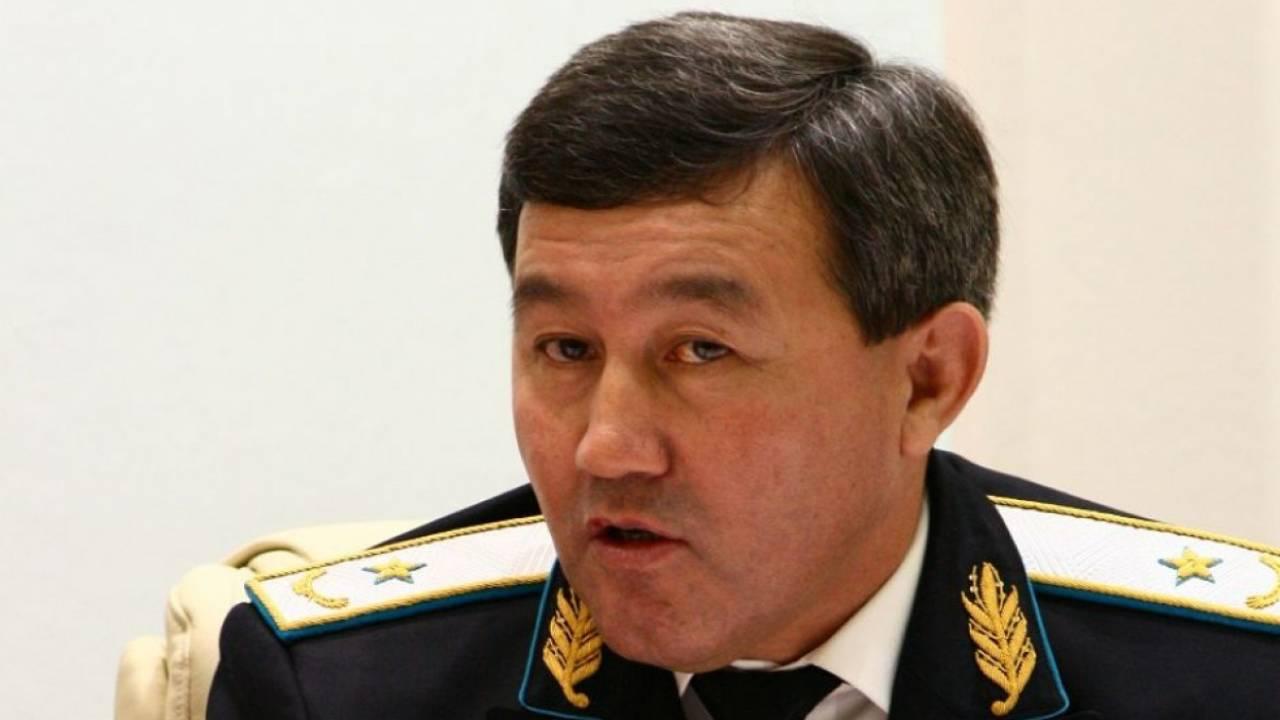 «Қара генерал» Аманбаев бостандыққа шықты