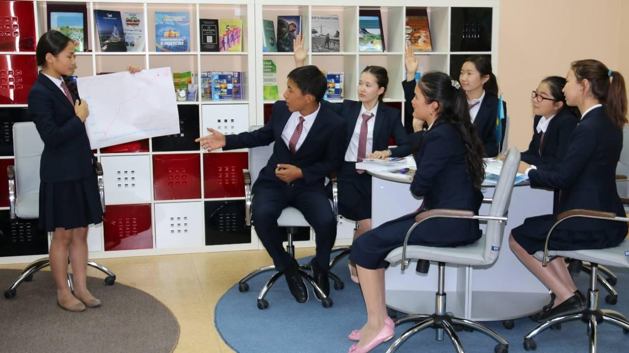 Начался прием документов в Назарбаев Интеллектуальные школы