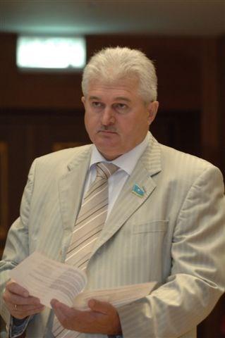 Избран председатель Комитета по вопросам экологии и природопользования Мажилиса