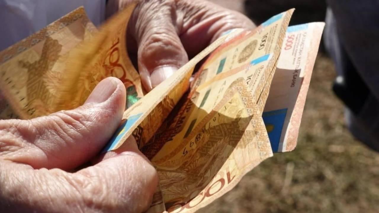 В Талдыкоргане мужчина украл деньги, предназначенные для пенсионеров