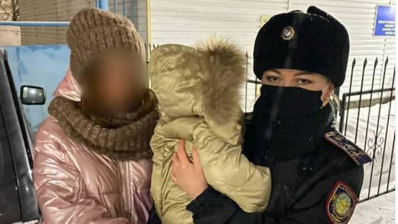 Годовалого ребенка похитили у жительницы Экибастуза