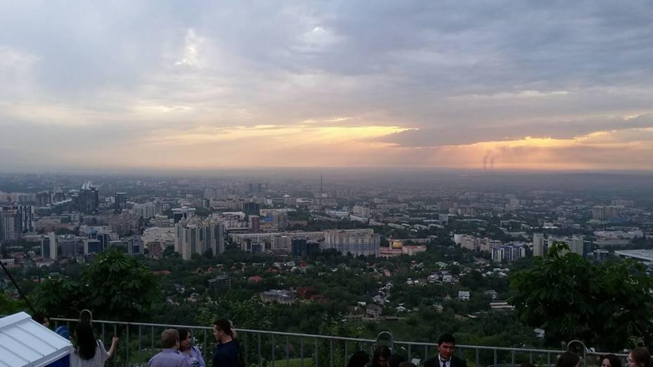 Назван объем вредных выбросов в атмосферу Алматы