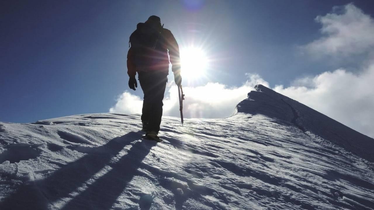 В горах Алматы нашли тело потерявшегося мужчины