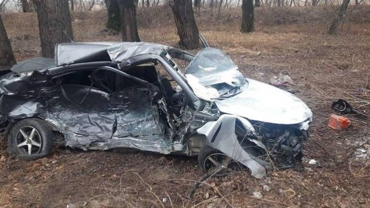 В Алматинской области в результате ДТП погибла пассажирка и водитель машины