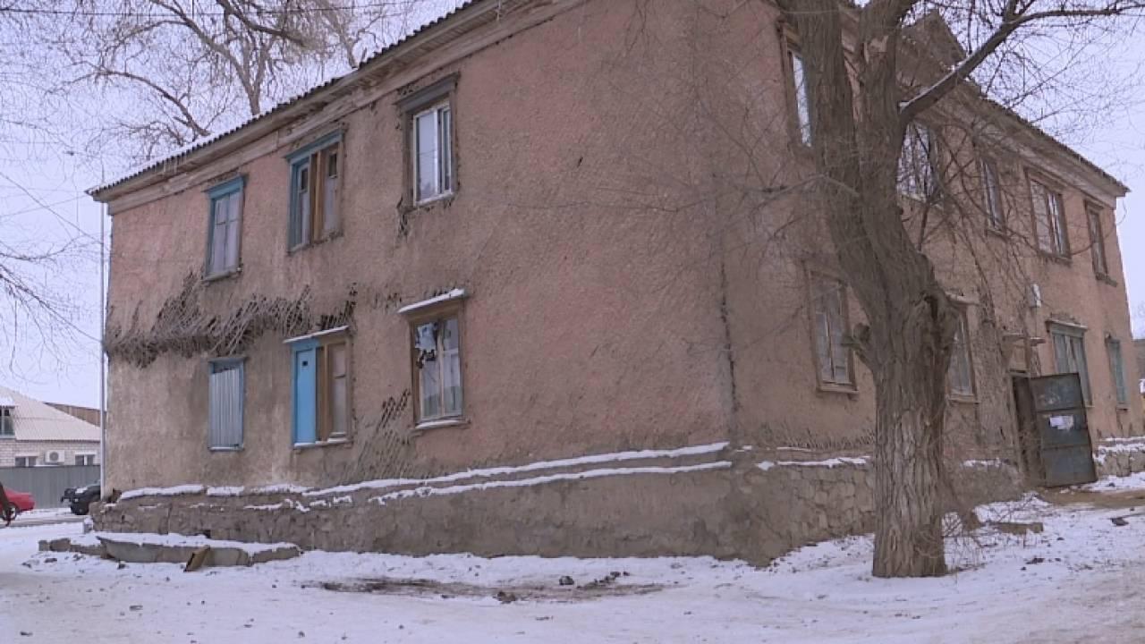 Ветхое жилье - в Жезказгане ввели режим ЧС