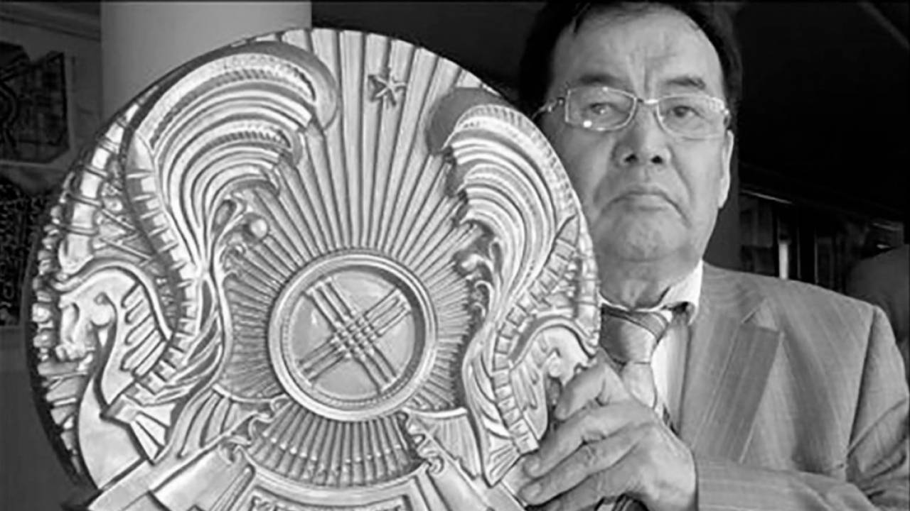 Скончался автор герба Казахстана Шота Валиханов