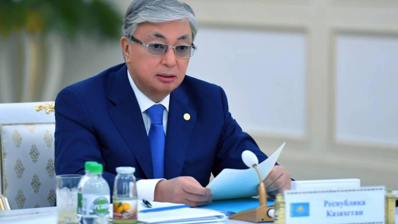 К.Токаев: В стране подтверждено наличие всех трех мутировавших штаммов