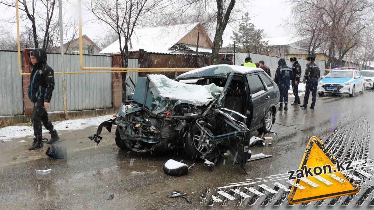 ДТП с КАМАЗом в Алматы: скончался еще один пострадавший