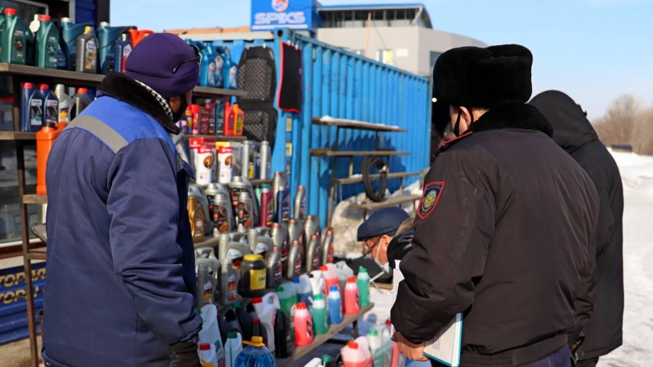 В одном из магазинов Усть-Каменогорска продавали стеклоомывающую жидкость с ядом