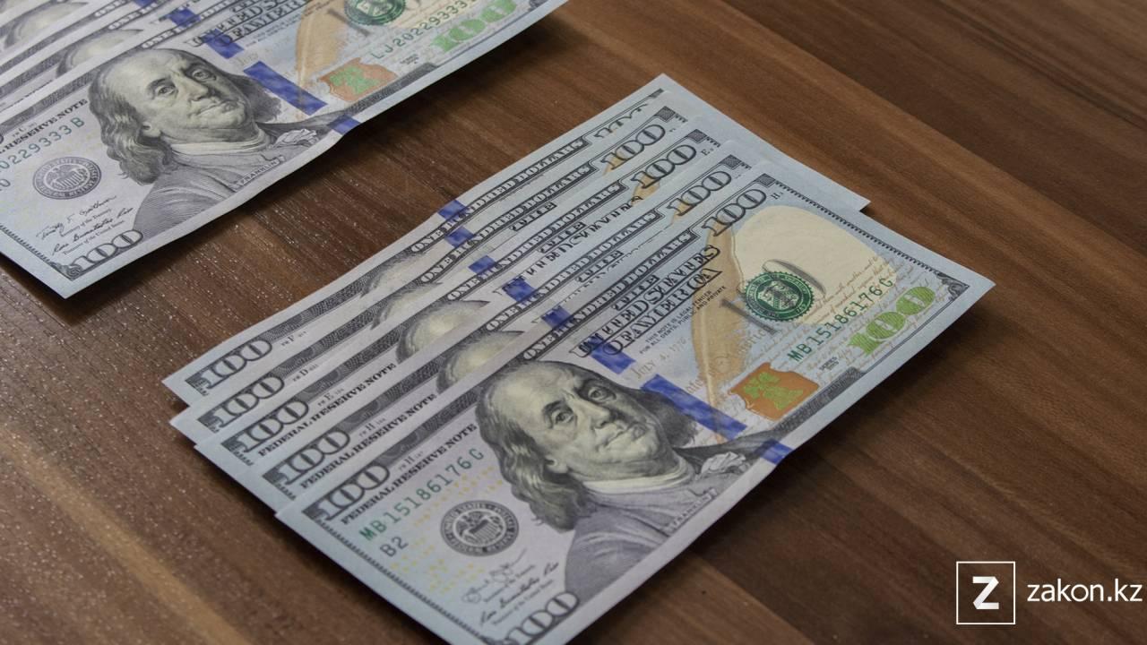 Курс доллара подрос на торгах