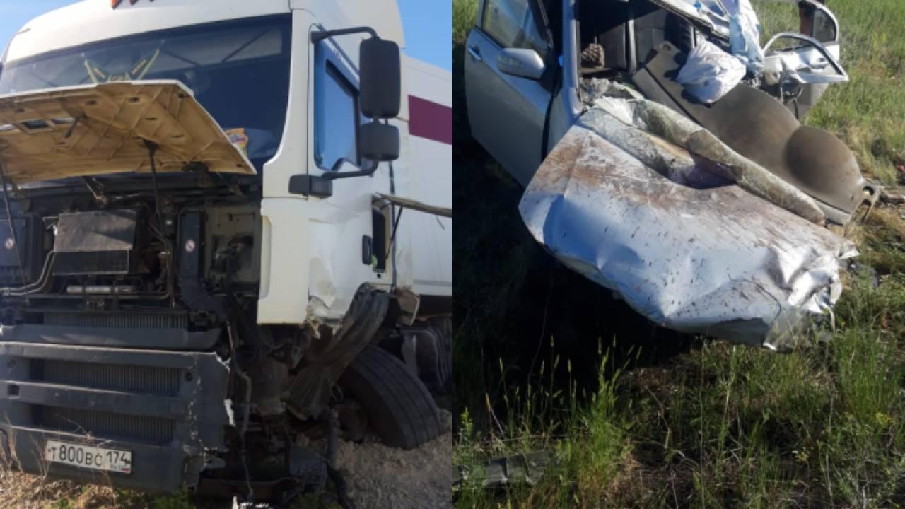 Трое скончались, двое пострадали в страшном ДТП в Актюбинской области