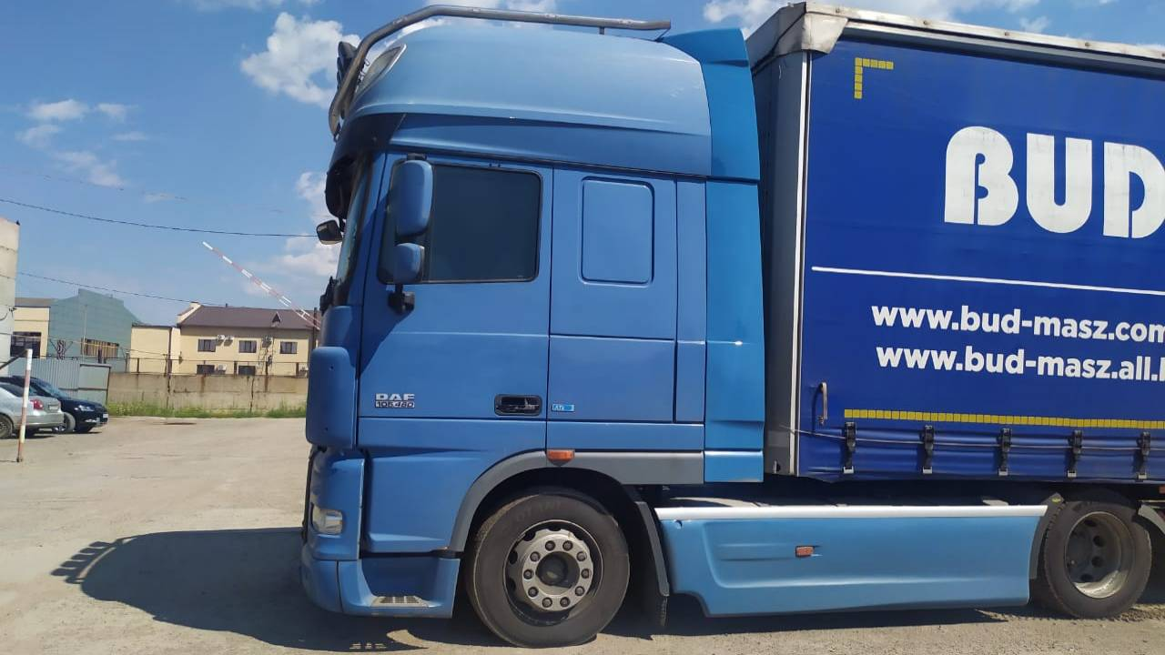 Фиктивная поставка товаров на 7 млн тенге выявлена на казахстанско-российской границе