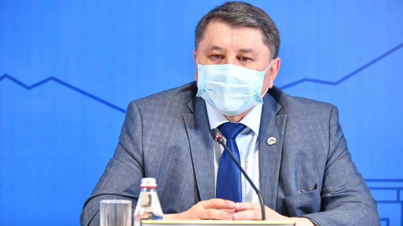 Журналисты обязаны вакцинироваться - Ж.Бекшин