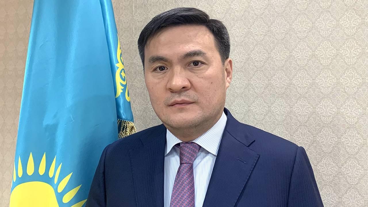 """Экс-первый вице-министр ЦРИАП получил должность в """"КТЖ"""""""