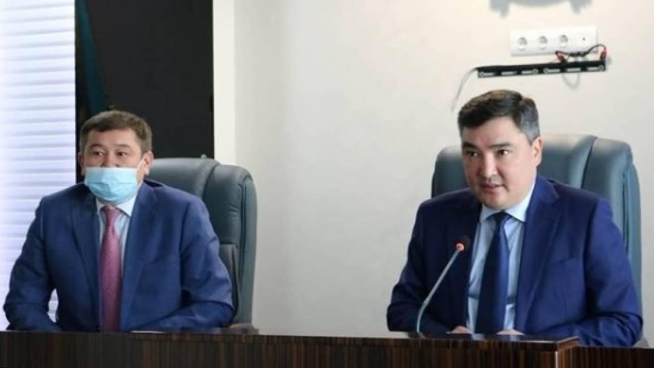 Экс-замглавы Антикора Нурлан Шабдар получил новую должность