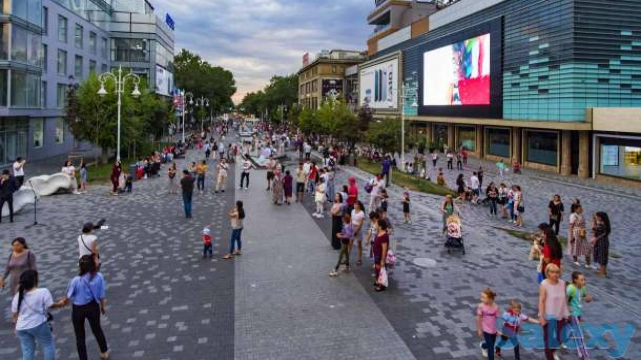 Численность казахстанцев составила 18 миллионов 984,8 тысяч человек