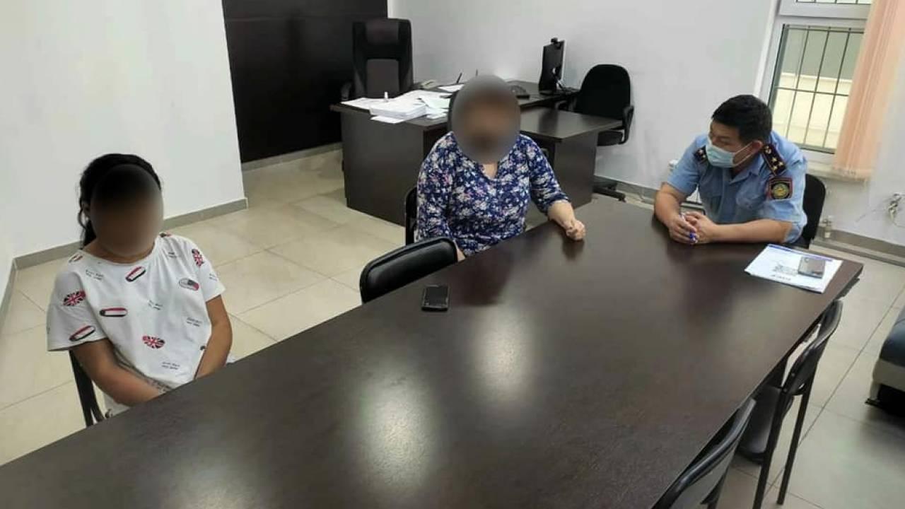 Бабушка отказалась от внучки-беглянки в Алматы