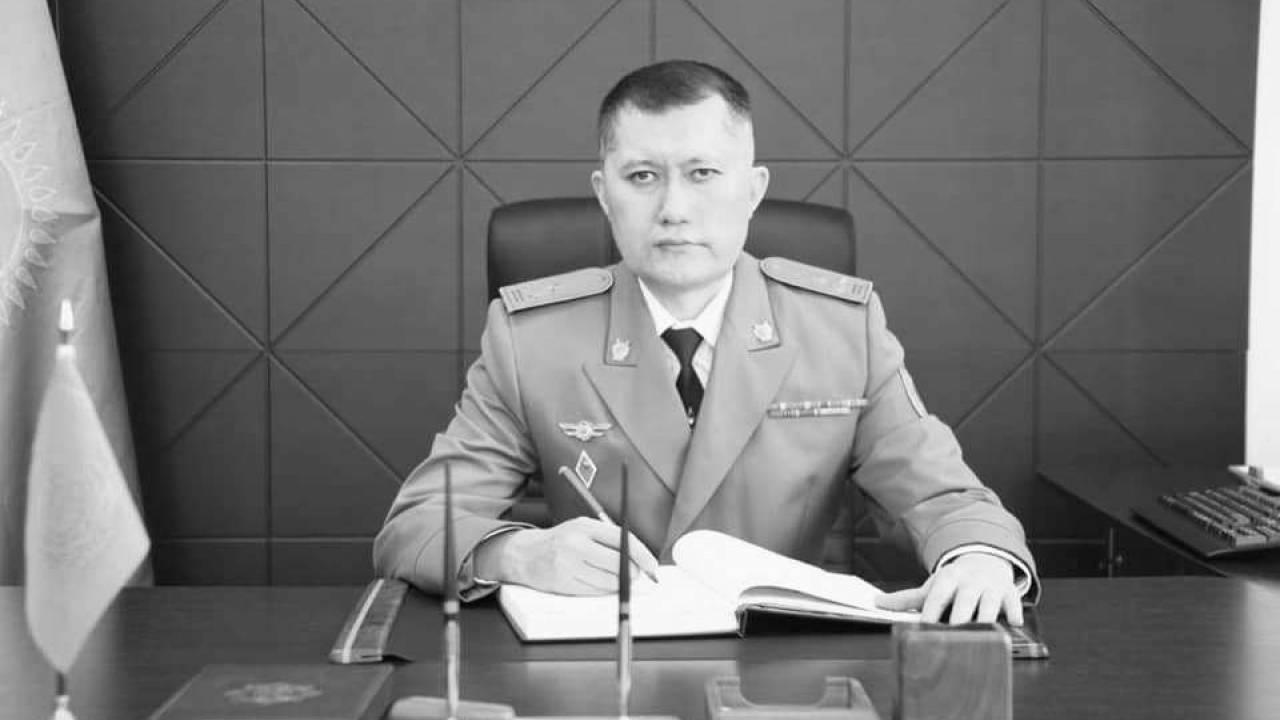 Прокурор погиб при взрывах в Жамбылской накануне дня рождения