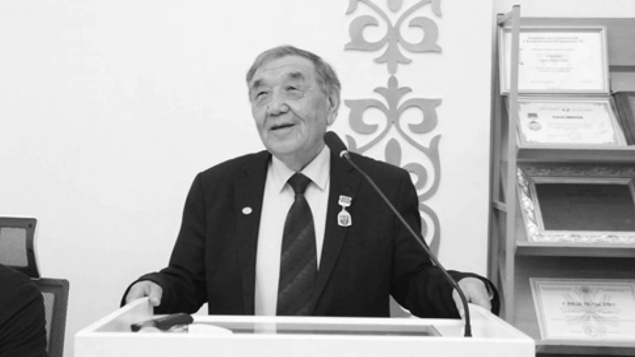 Умер основоположник казахстанской школы эпидемиологии Сакен Амиреев