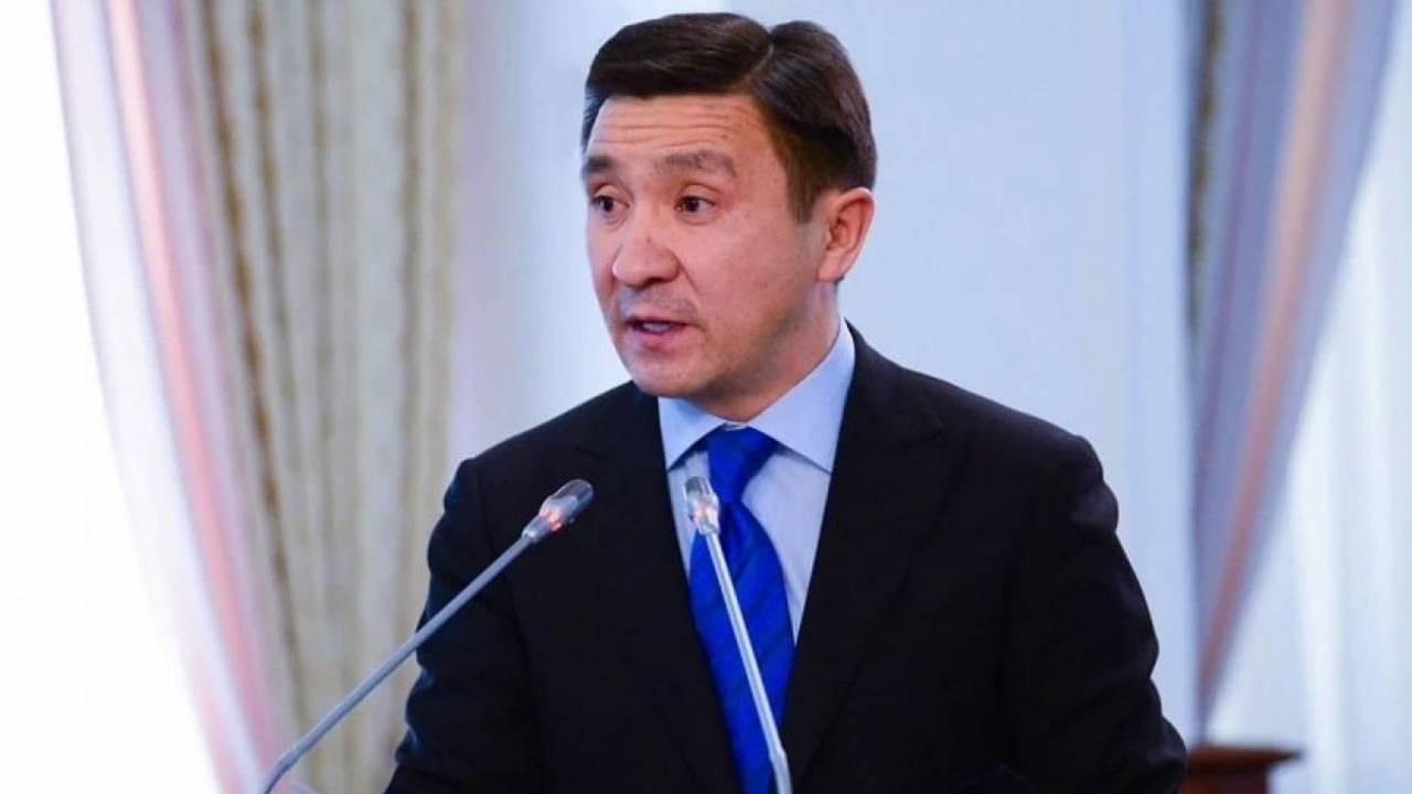 Ерлан Кожагапанов получил новую должность