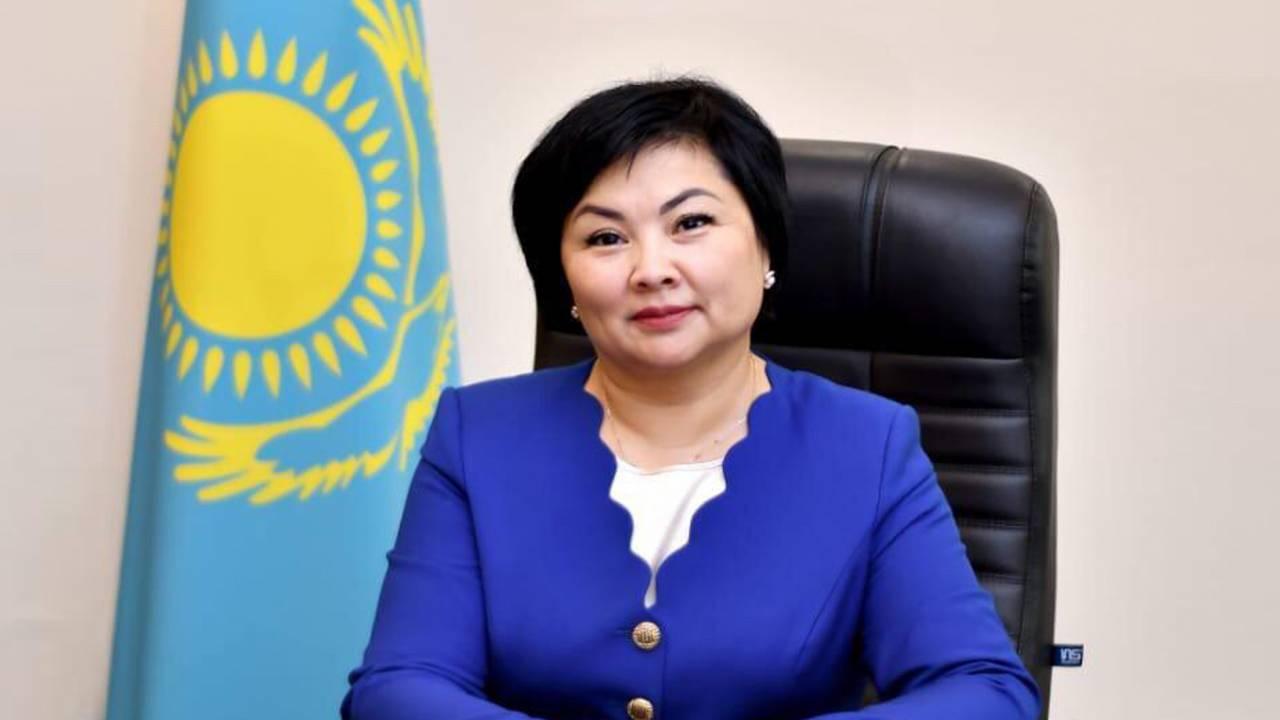 Шолпан Каринова назначена первым вице-министром образования