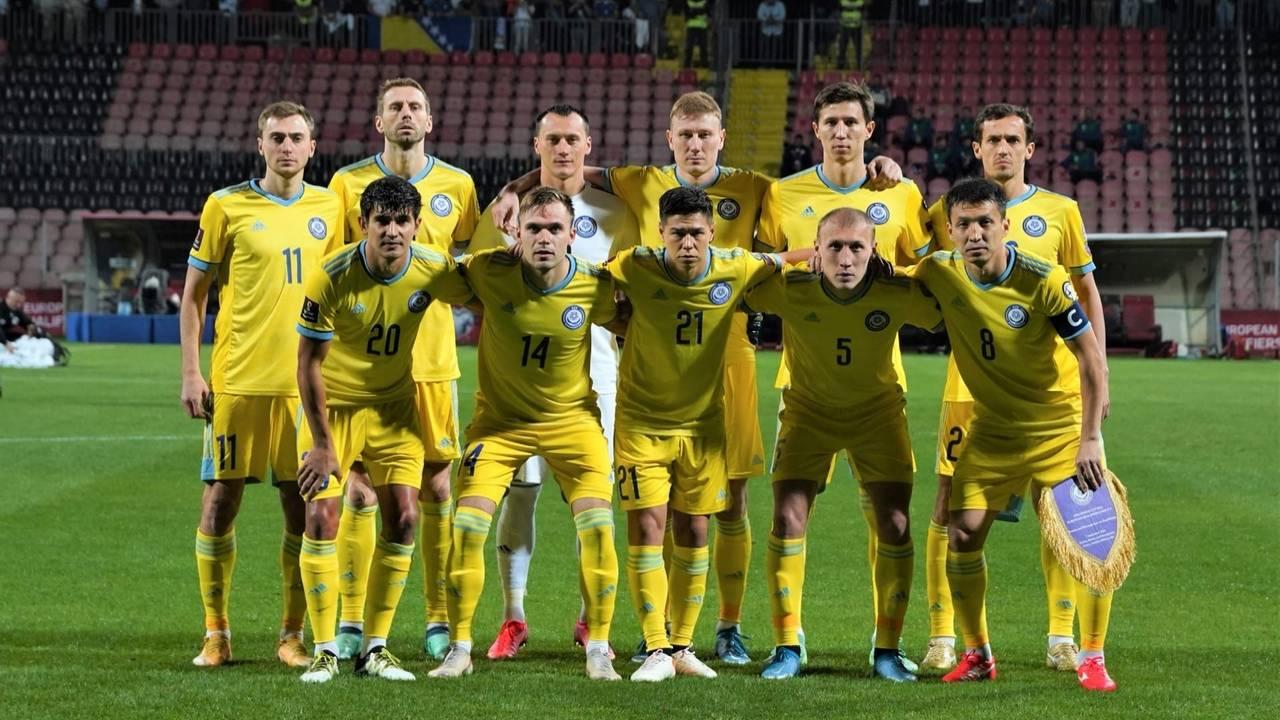Қазақ футболы ФИФА рейтингінде 4 сатыға көтерілді