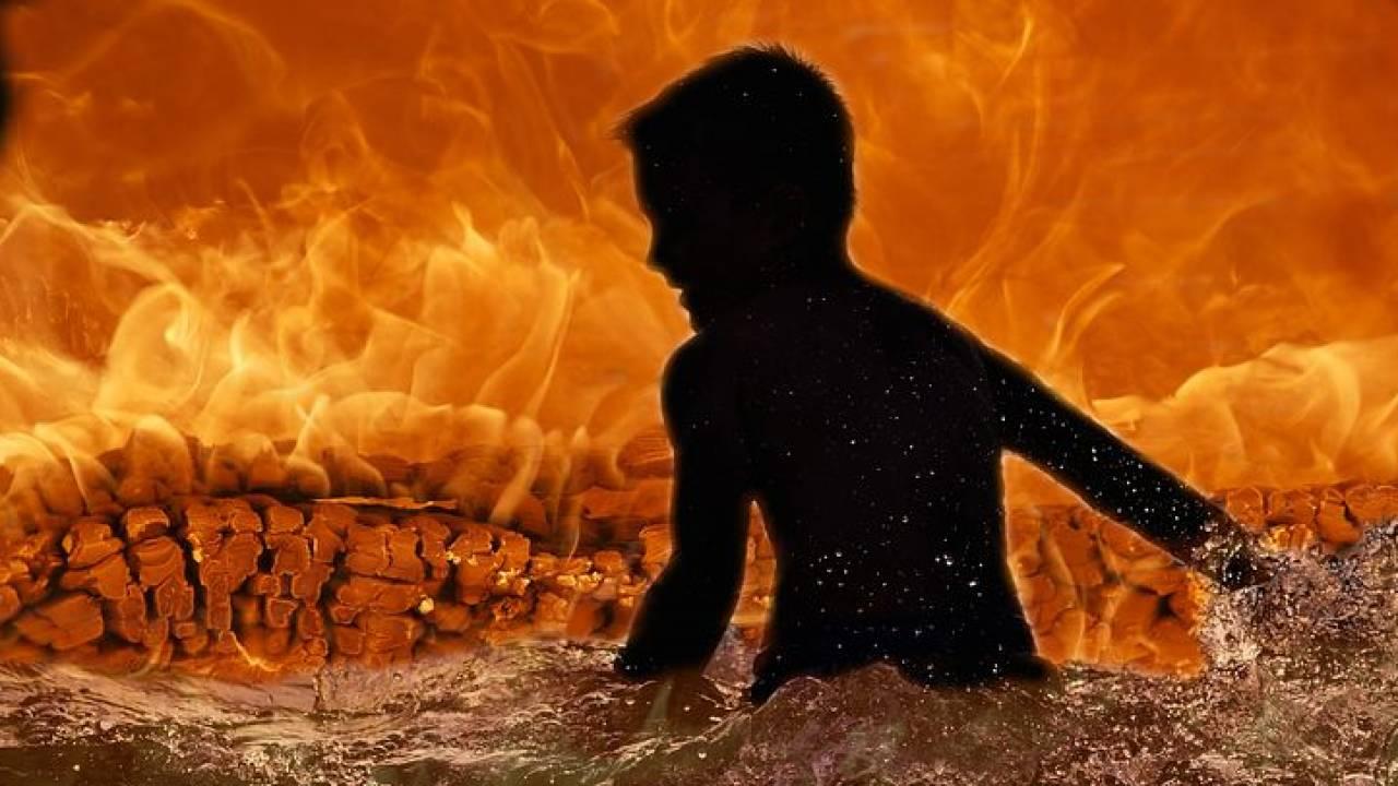 Пятилетний мальчик погиб при пожаре в Степогорске