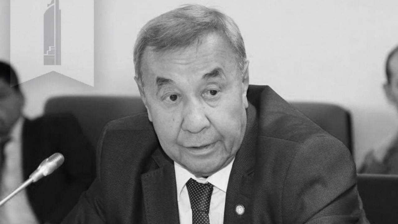 Скончался бывший министр транспорта и коммуникаций РК