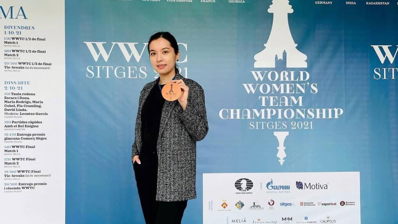 "Казахстан завоевал две ""бронзы"" на чемпионате мира по шахматам"