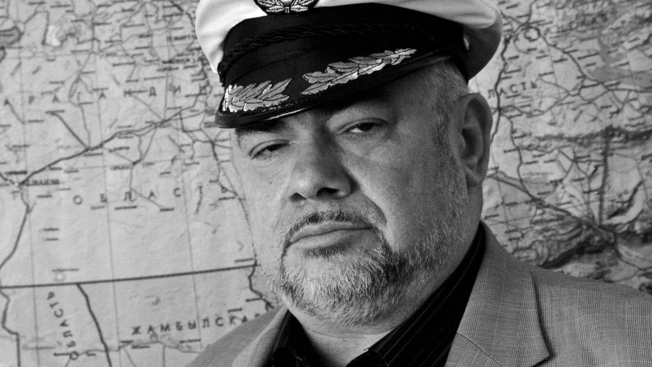 Умер казахстанский журналист Рашид Гарипов