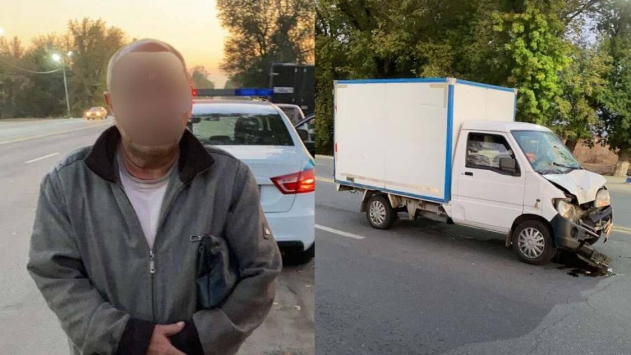 Мужчину сбили насмерть на пешеходном переходе в Алматинской области